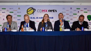 Regresa el tenis profesional a la capital con el CDMX Open
