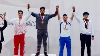 Obtiene CDMX oros en taekwondo, boxeo y lucha de la ON-2018
