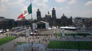 Establece CDMX Récord Guinness con Torneo de Futbolito