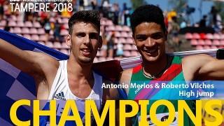 """""""Un orgullo para la CDMX la medalla de oro de Roberto Vilches en el Mundial de Atletismo Sub-20"""": Horacio de la Vega"""