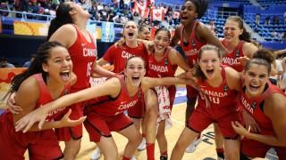 Canadá vs Estados Unidos la final del Mundial Sub 18 de Basquetbol Femenil