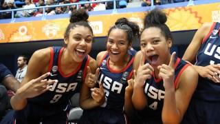Listos los equipos que llegaron a semifinales en el Mundial FIBA Sub 1
