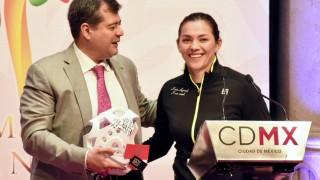 """Presenta GCDMX Campeonato Abierto de TKD """"María Espinoza"""""""