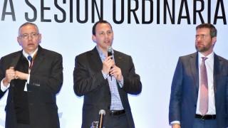 Inaugura Horacio de la Vega 2a Sesión del Pleno del SINADE en la CDMX