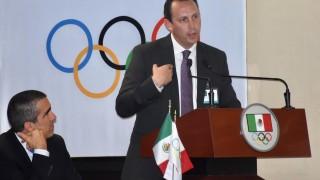 Resalta Horacio de la Vega celebración de 50 años de los JO-68