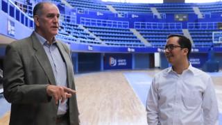 Establecen lazos el Indeporte y el Instituto Panameño del Deporte
