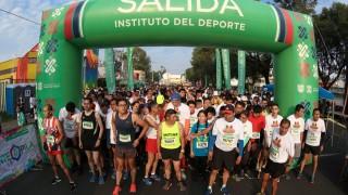 Un gran éxito la 14a Carrera Atlética Comunitaria Ponte Pila en Azcapotzalco