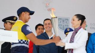 Arrancan los 7o Juegos Latinoamericanos de Policías y Bomberos 2019