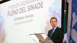 Realizan trabajos de la segunda Sesión Ordinaria del Pleno del SINADE 2019