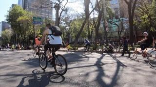 A rodar el domingo en la final de ciclismo de la Olimpiada Comunitaria