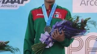 Competirá César Córdova el 29 de diciembre en Centroamericano de Atletismo Mayor en Costa Rica