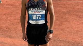 Es segundo lugar Capitalino César Córdova en el Campeonato Centroamericano de Atletismo Mayor en Costa Rica
